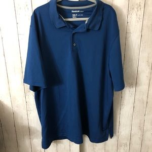 Royal blue 3XLT Golf Polo